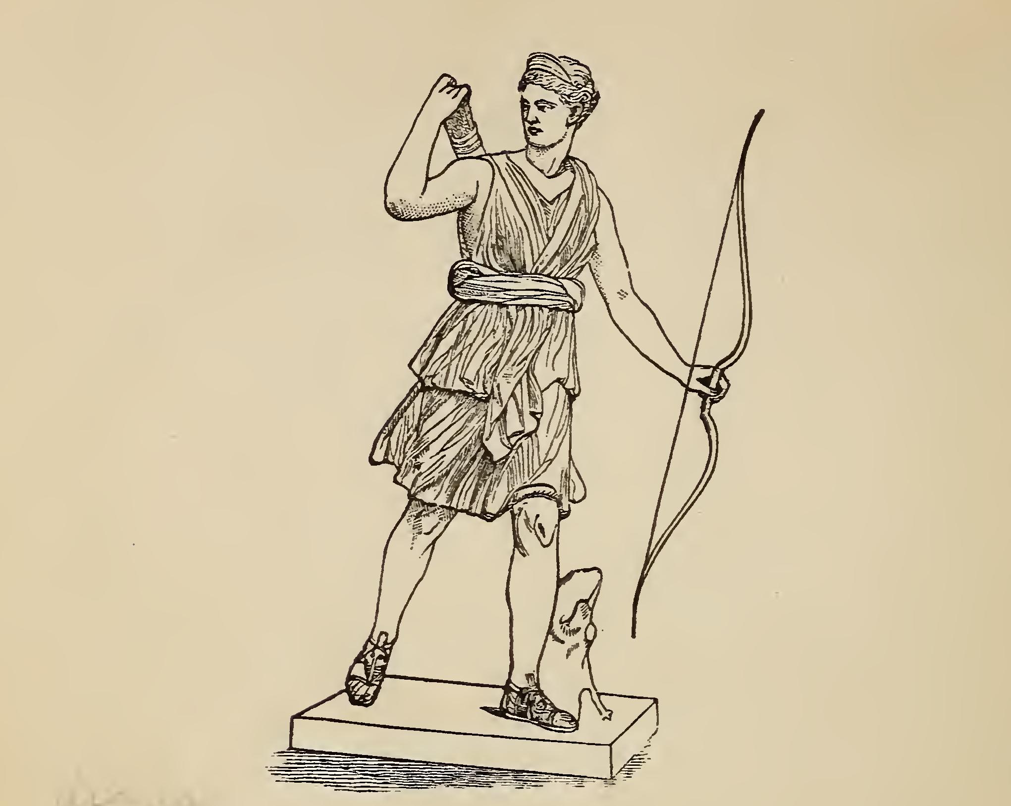A hand book of mythology for the use of schools and academies comparative mythology greek artemis roman diana egyptian bubastis buycottarizona