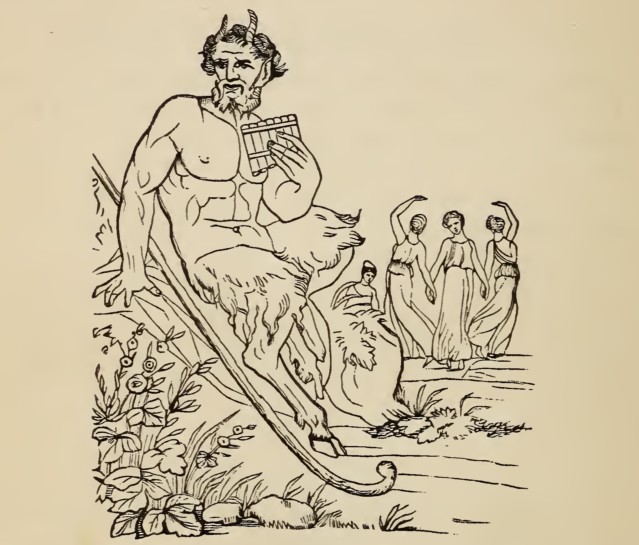 A hand book of mythology for the use of schools and academies pan was the god of fertility and the special patron of shepherds and huntsmen he presided over all rural occupations was chief of the satyrs buycottarizona
