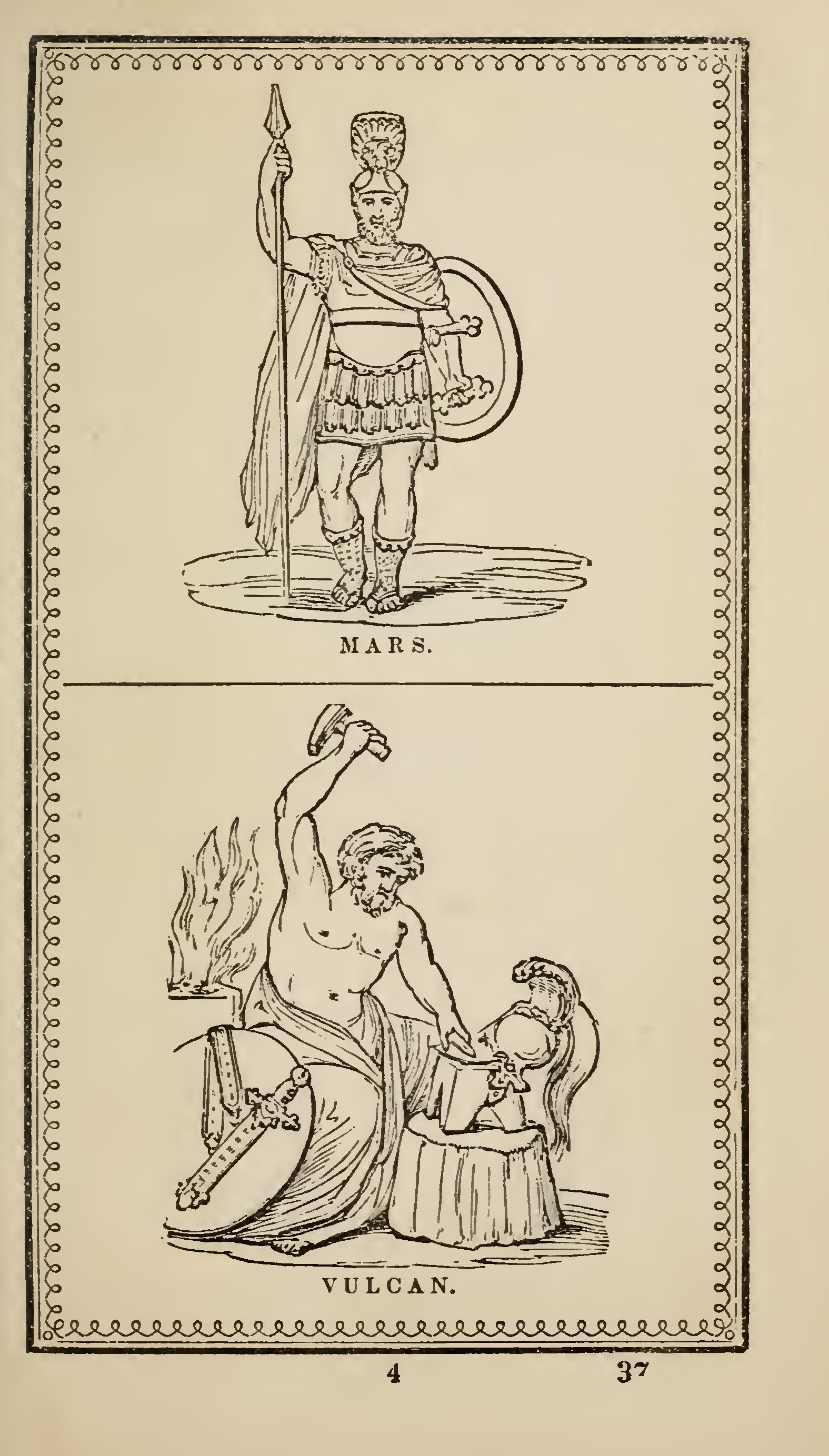 Elements of Mythology, or, Classical Fables of the Greeks and the