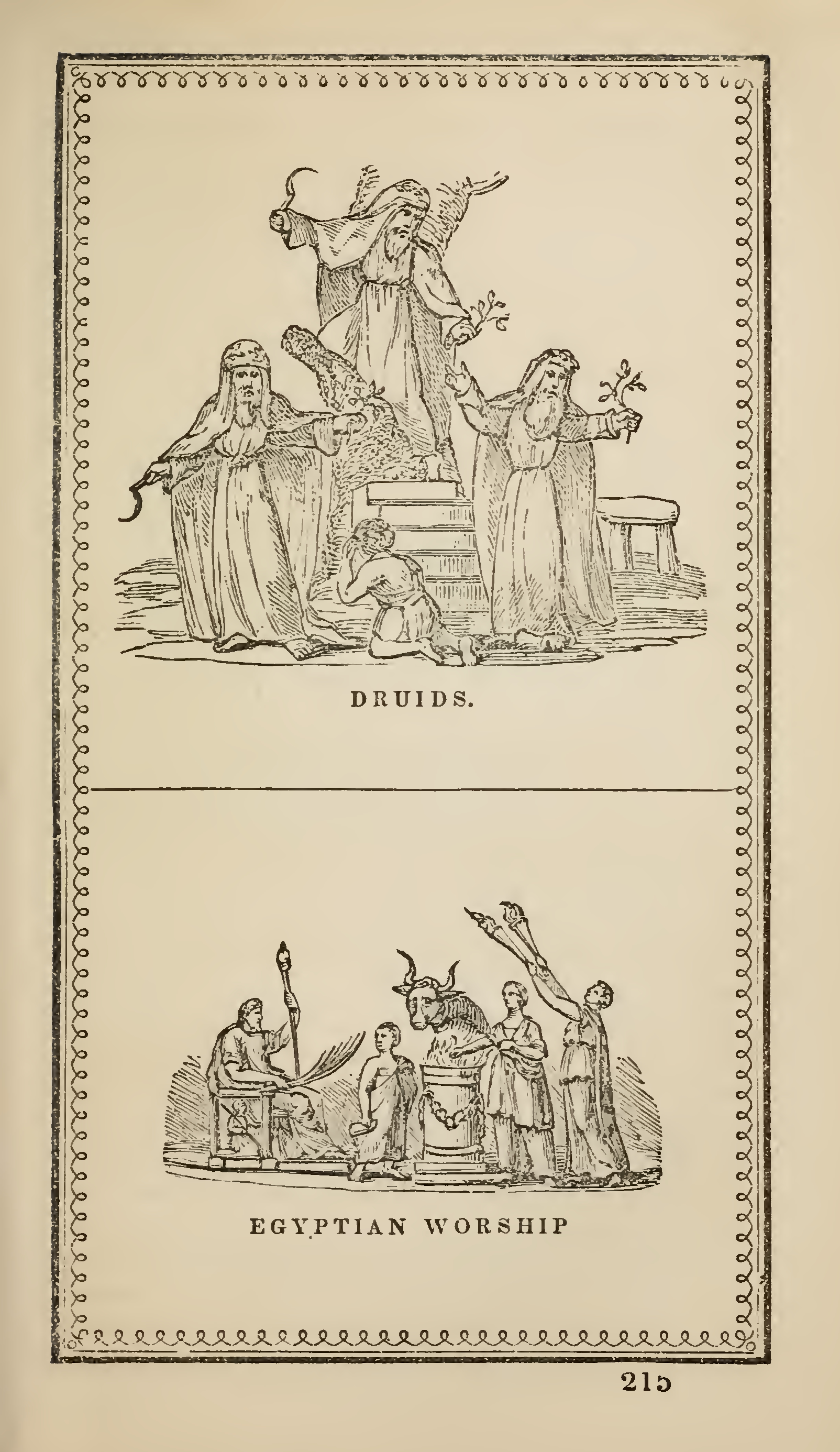 Elements of mythology or classical fables of the greeks and the when the romans possessed themselves of britain they abolished the druidical priesthood the poor conquered britons were excessively grieved at this but buycottarizona